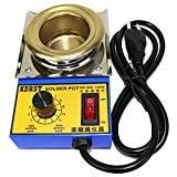 Twinkle Bay 50mm Lead Free Solder Pot with 500g Capactity for Welding and Soldering Bath, 110V 150W