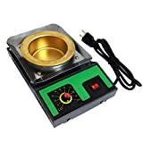 Lead Free Solder Pot with a Rating Power of 300W - 110V   Max temperature: 420°C / 788°F