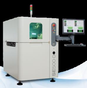 Cyberoptics SE500-D Solder Paste Inspection System 1