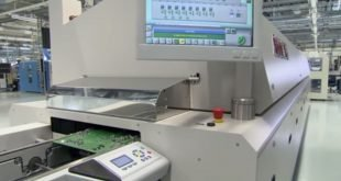 Double sided PCB Reflow Soldering 1