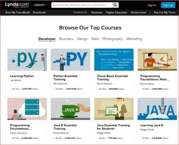 Top 10 education websites to you can learn free 2
