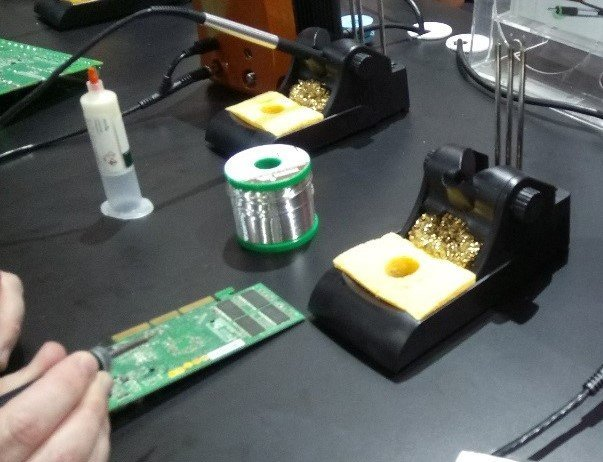 How to Solder – Hand Soldering and PCBA Rework Tutorial
