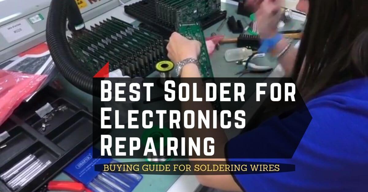 solder for electronics