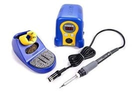 soldering iron kit for electronic circuit board
