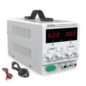 Dr.meter DC Bench Power Supply Single Output