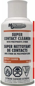 MG Chemicals Super Contact Cleaner with